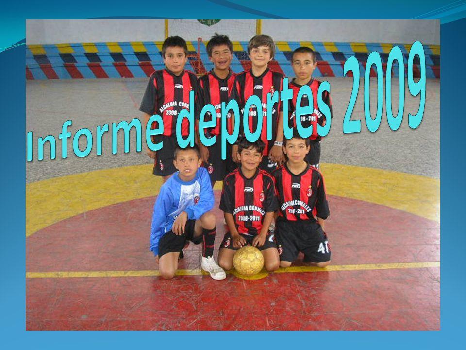 Informe deportes 2009