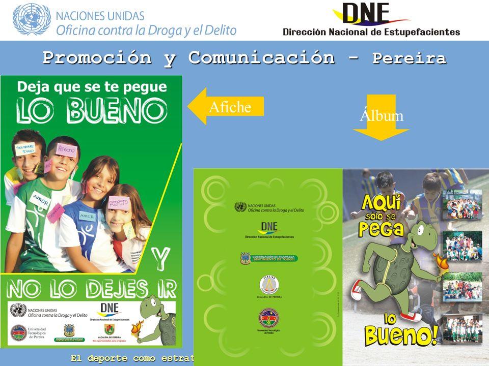 Promoción y Comunicación - Pereira