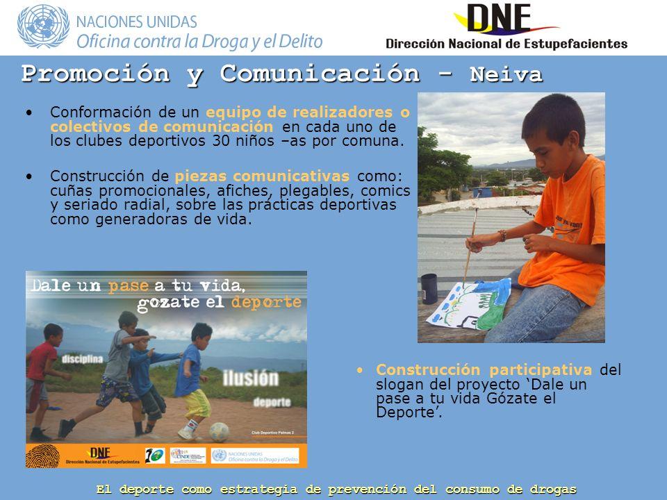 Promoción y Comunicación - Neiva