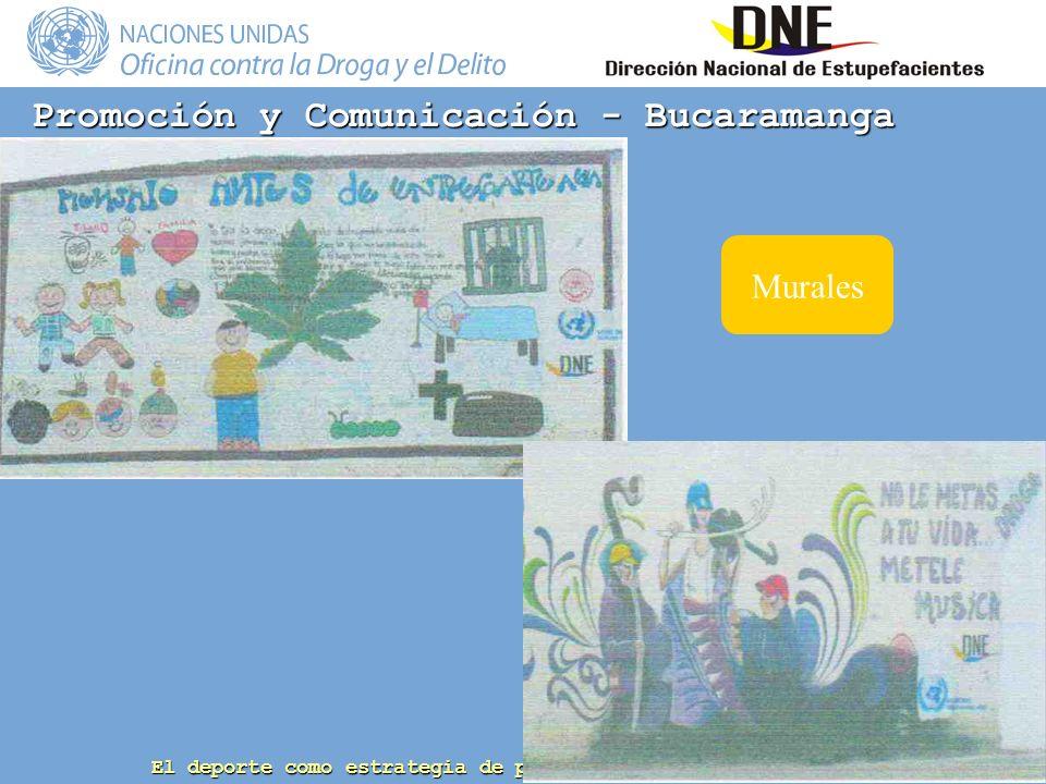 Promoción y Comunicación - Bucaramanga