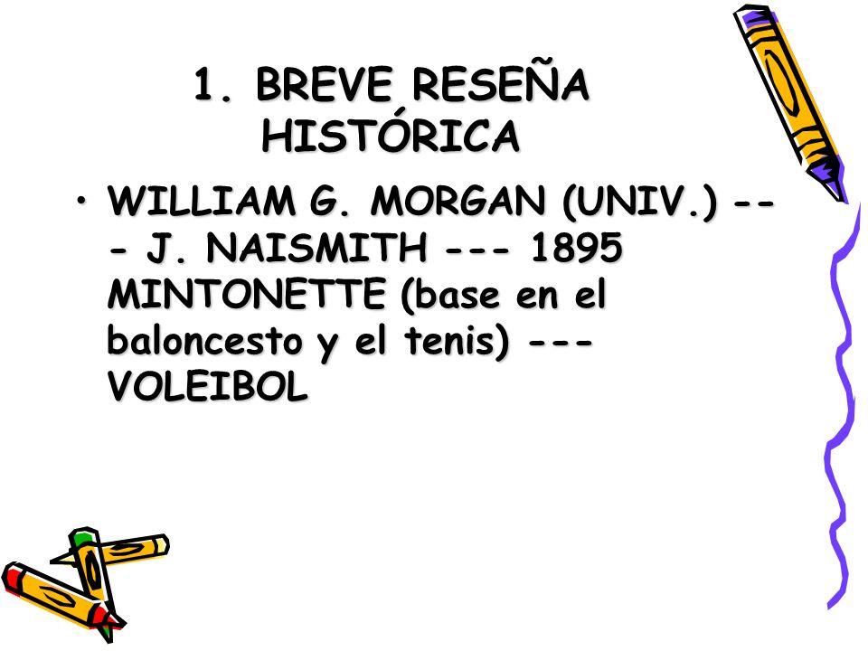 1. BREVE RESEÑA HISTÓRICA