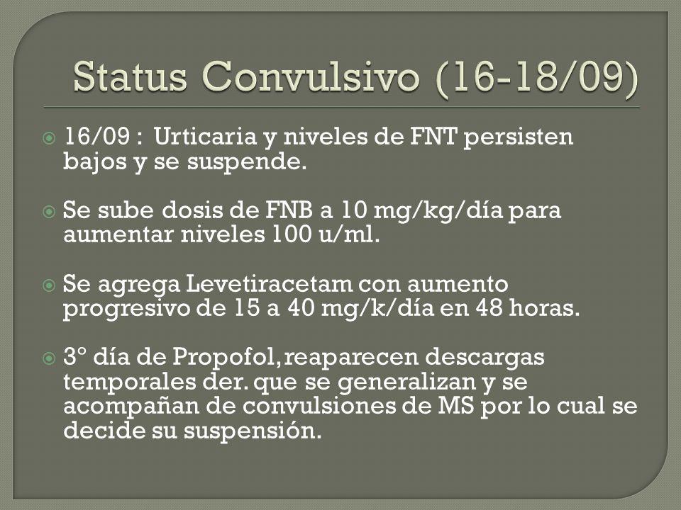 Status Convulsivo (16-18/09)