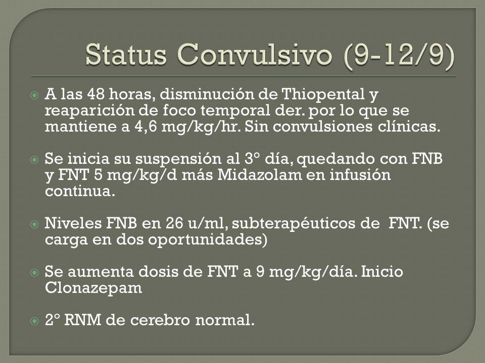 Status Convulsivo (9-12/9)