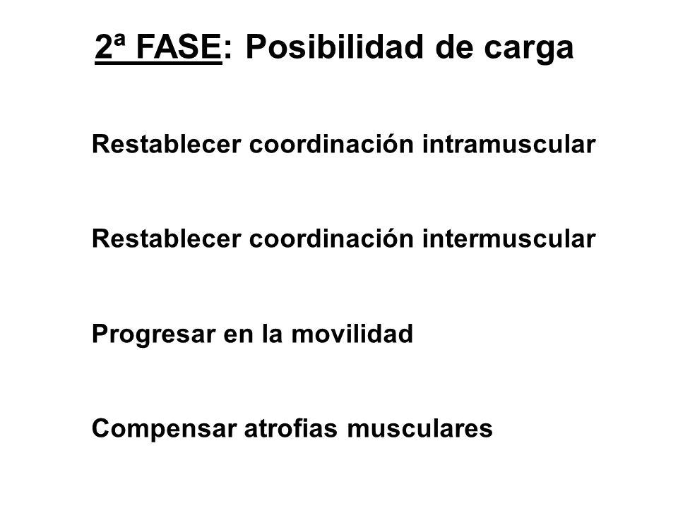 2ª FASE: Posibilidad de carga