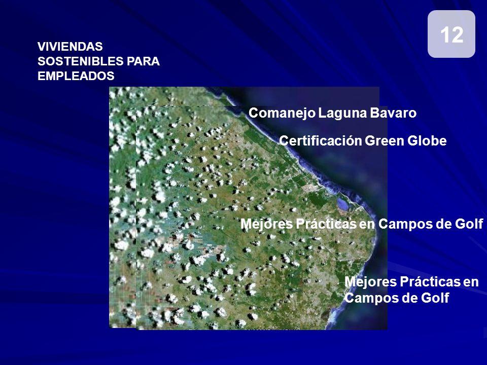 12 Comanejo Laguna Bavaro Certificación Green Globe