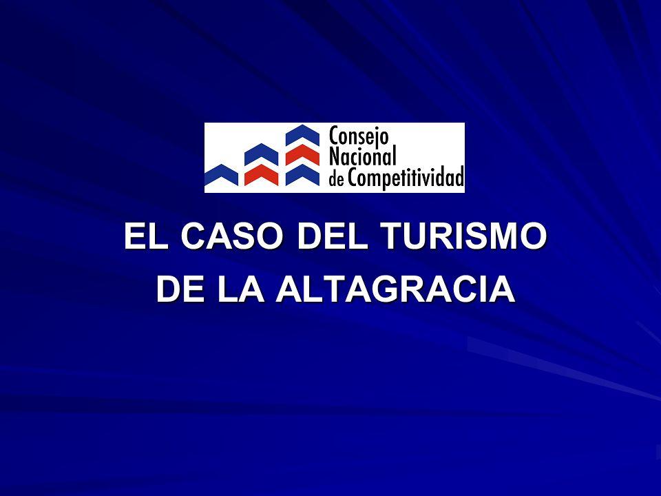 EL CASO DEL TURISMO DE LA ALTAGRACIA