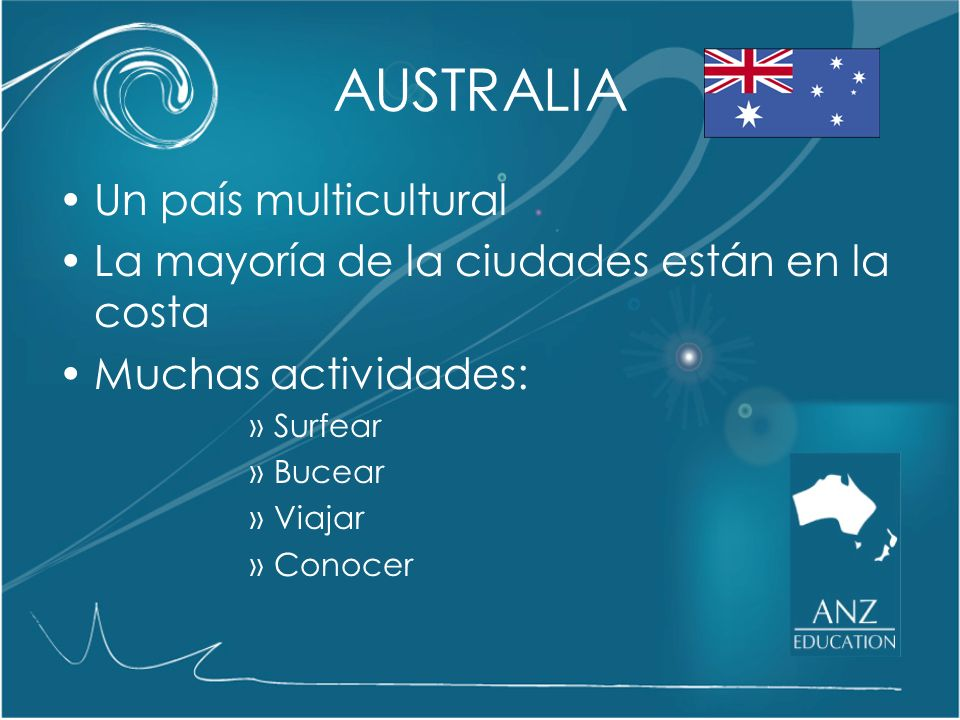 AUSTRALIA Un país multicultural