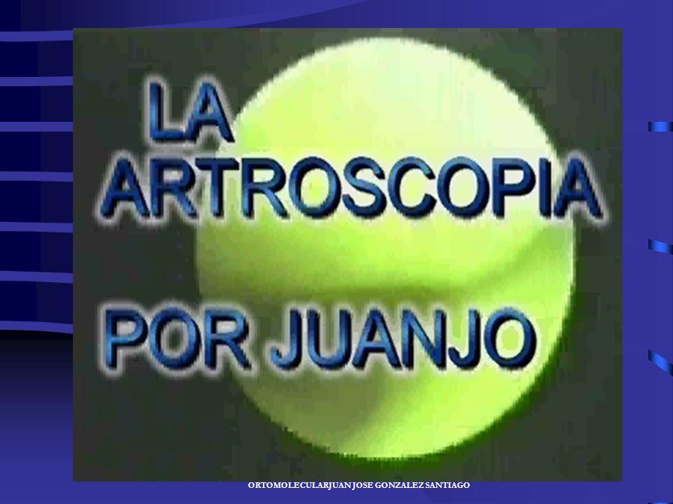 JUAN JOSÉ GONZÁLEZ SANTIAGO- ESPECIALISTA EN MEDICINA DEPORTIVA Y ORTOMOLECULARJUAN JOSÉ GONZÁLEZ SANTIAGO