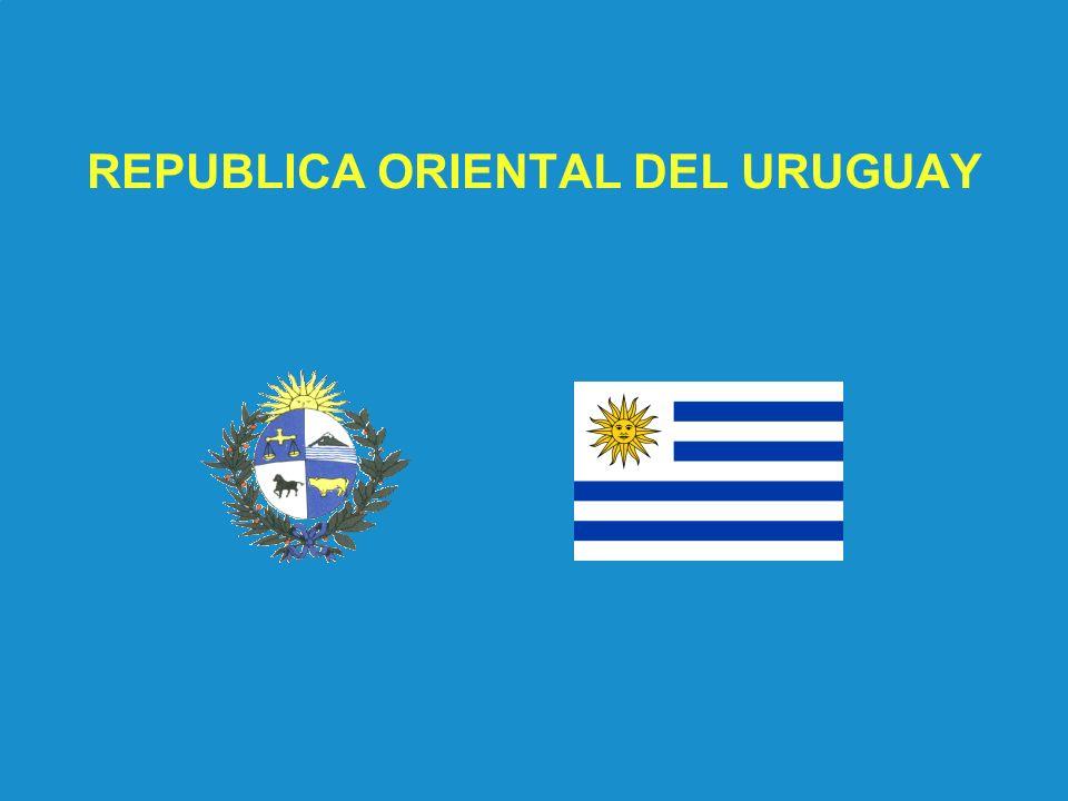 REPUBLICA ORIENTAL DEL URUGUAY