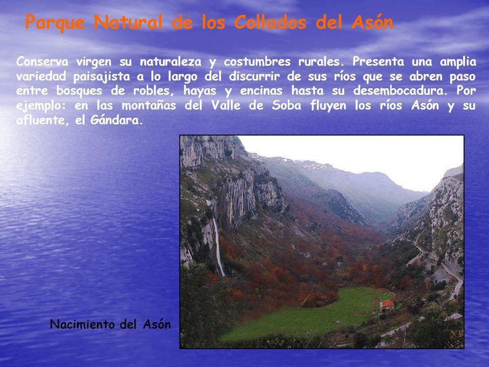 Parque Natural de los Collados del Asón