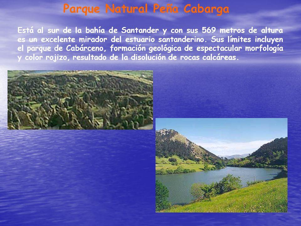 Parque Natural Peña Cabarga