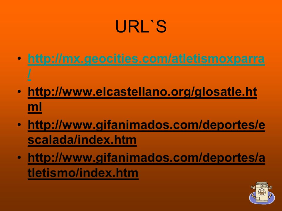 URL`S http://mx.geocities.com/atletismoxparra/