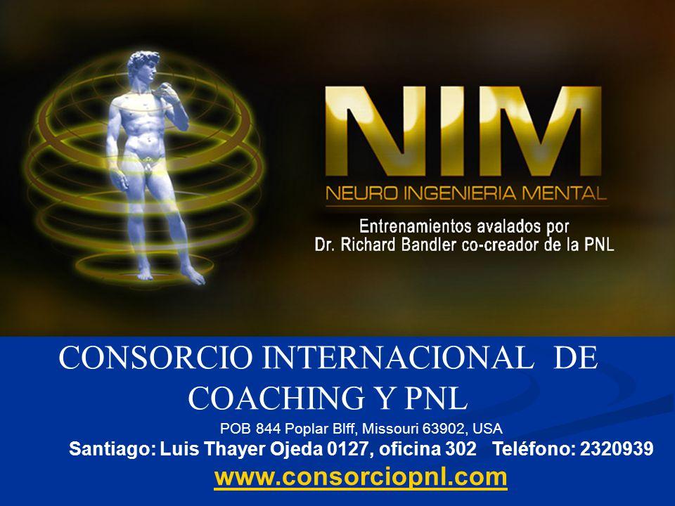 Santiago: Luis Thayer Ojeda 0127, oficina 302 Teléfono: 2320939