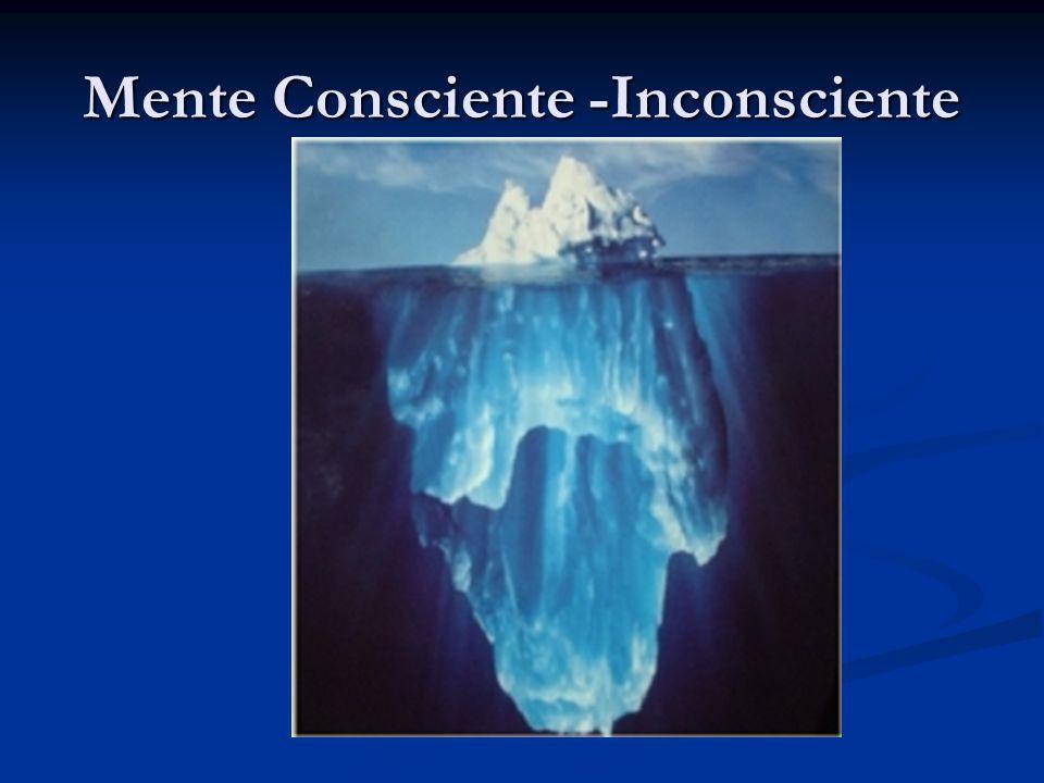 Mente Consciente -Inconsciente