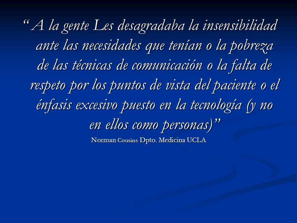 Norman Cousins Dpto. Medicina UCLA