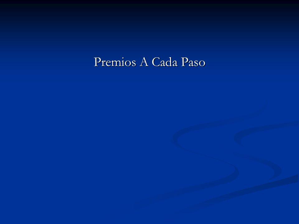 Premios A Cada Paso
