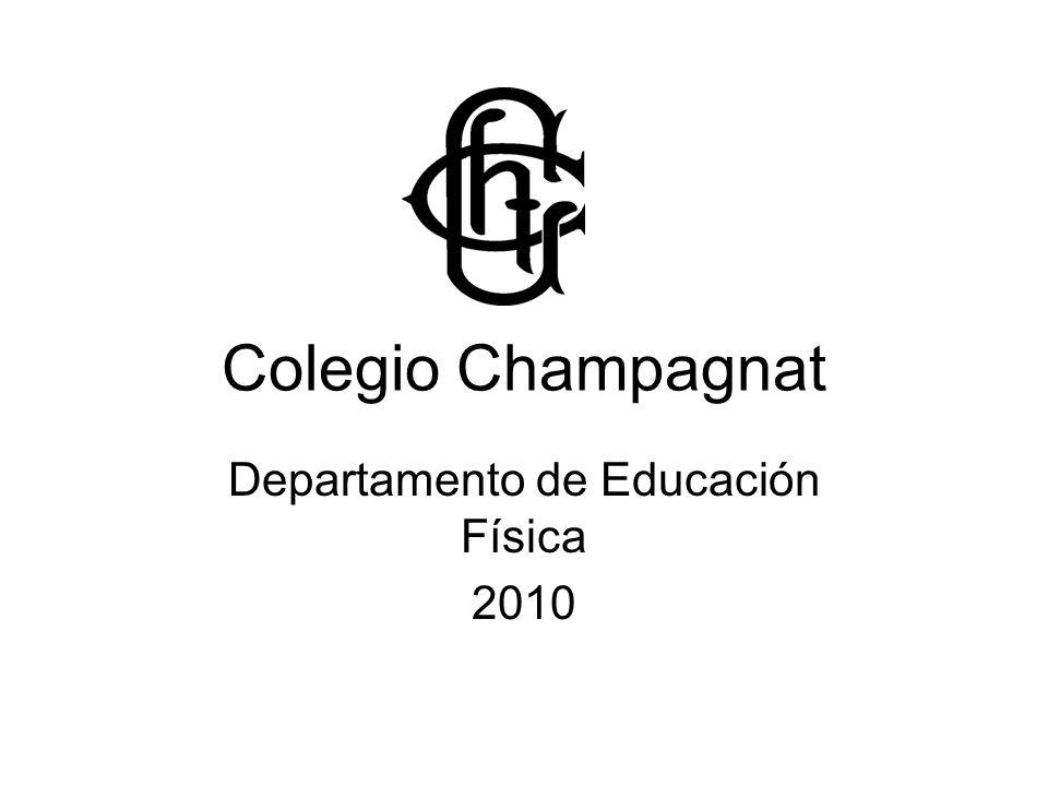 Departamento de Educación Física 2010
