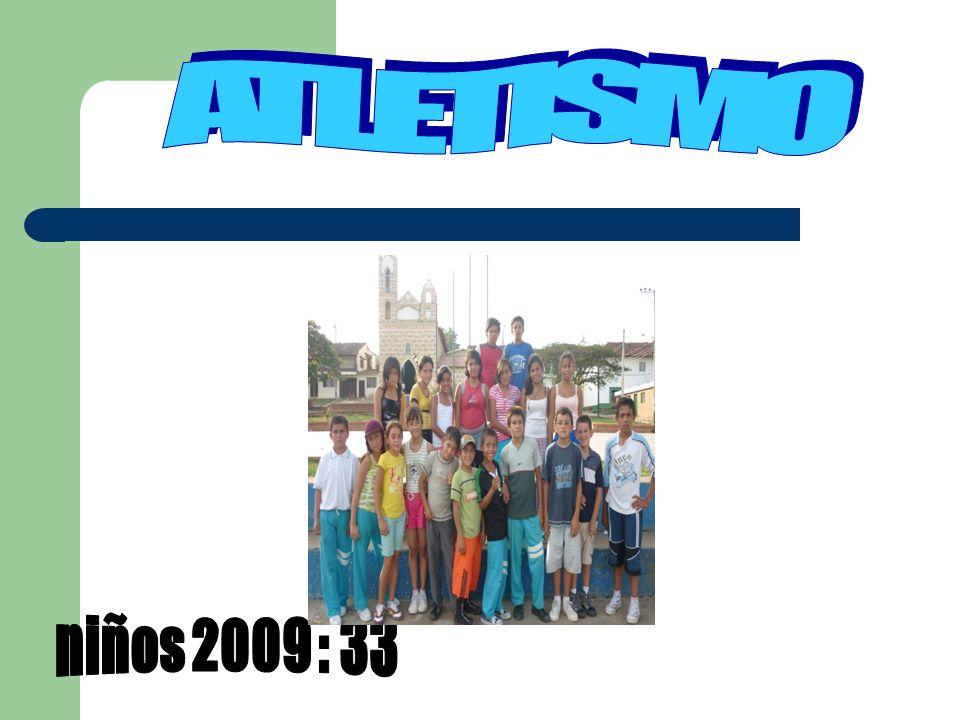 ATLETISMO niños 2009 : 33
