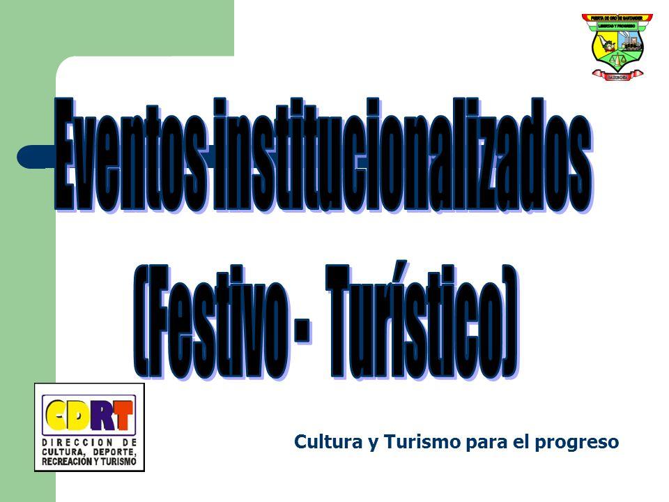 Eventos institucionalizados