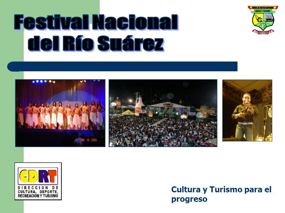 Festival Nacional del Río Suárez
