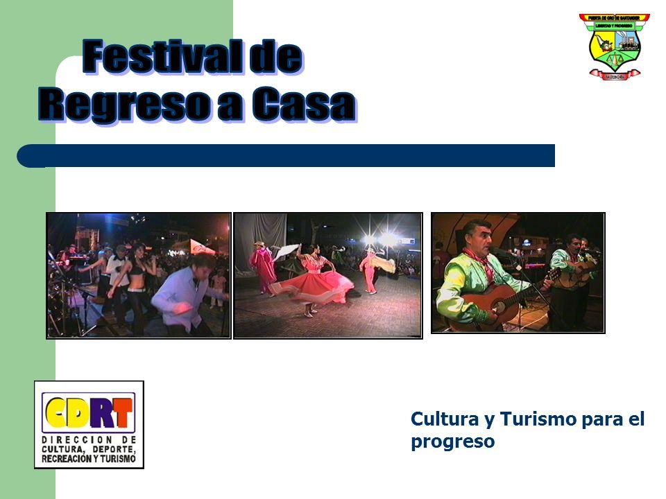 Festival de Regreso a Casa