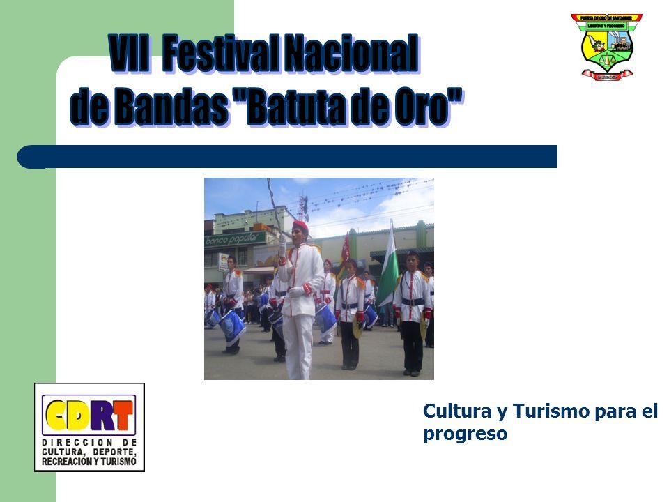 VII Festival Nacional de Bandas Batuta de Oro