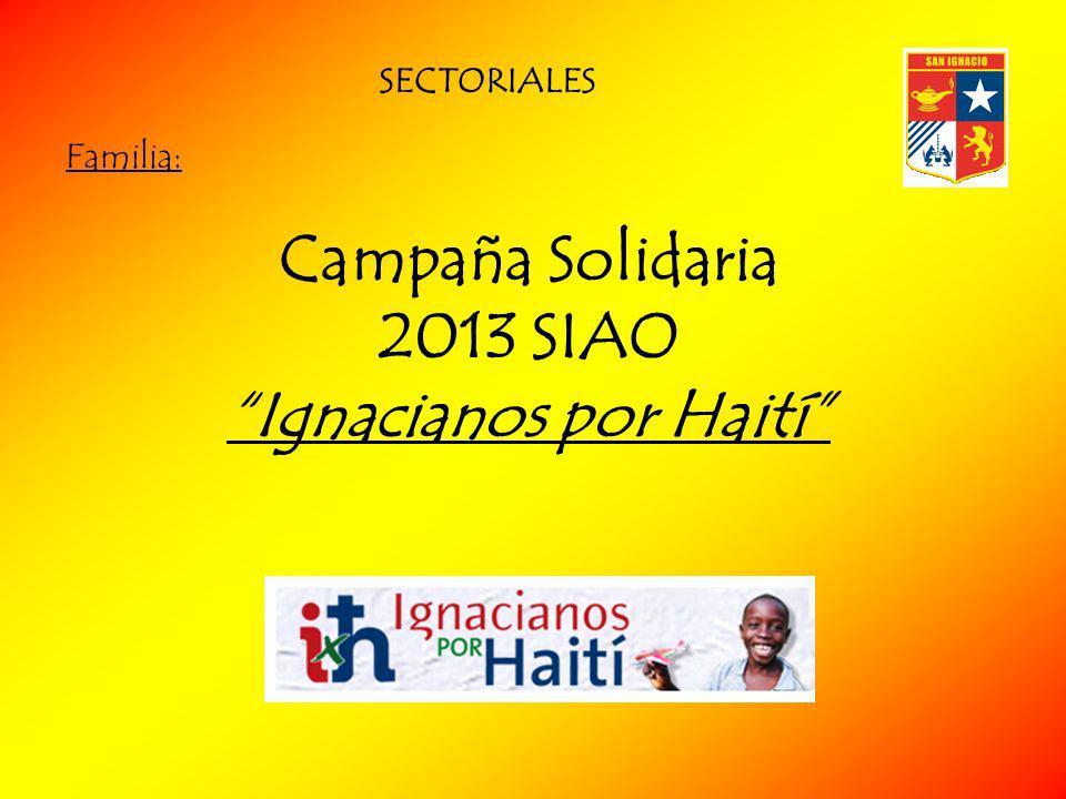Ignacianos por Haití