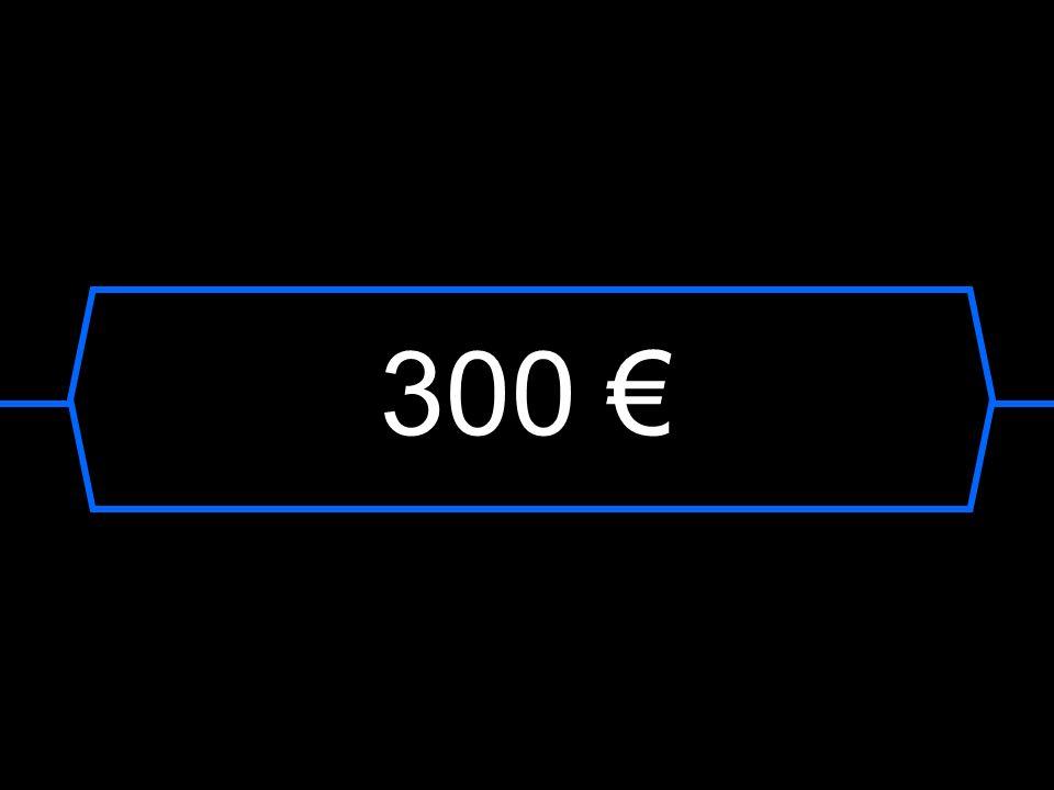 300 €