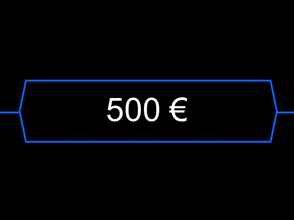 500 €