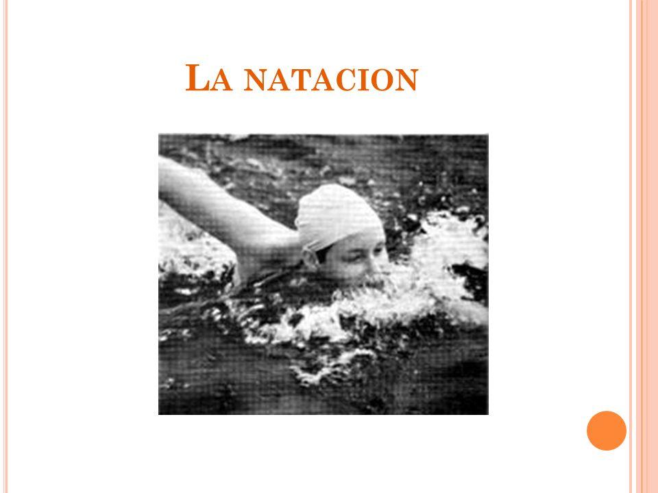 La natacion