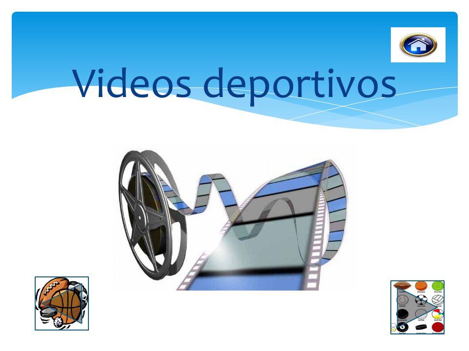 Videos deportivos