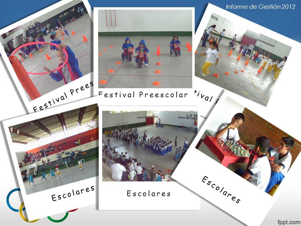 Festival Preescolar Festival Preescolar Festival Preescolar Escolares