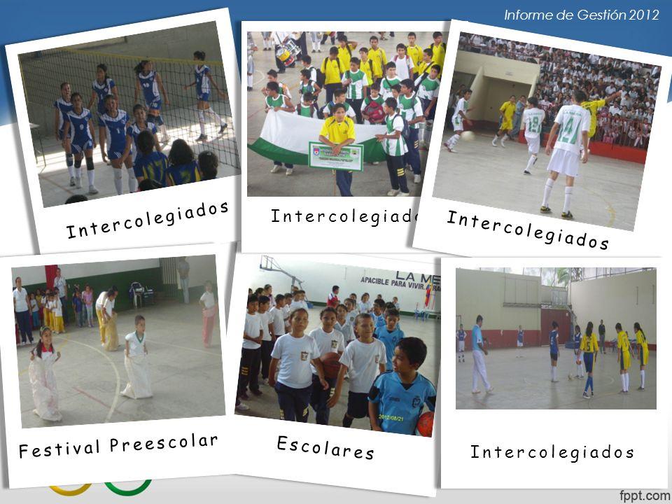 Intercolegiados Intercolegiados Intercolegiados Festival Preescolar