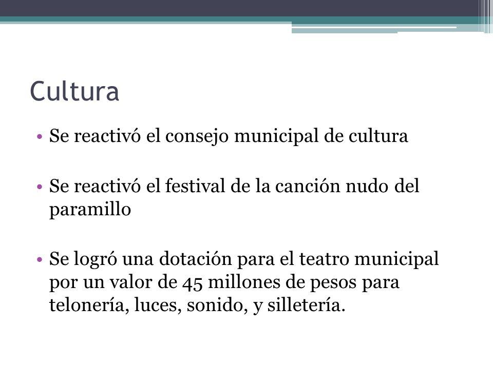 Cultura Se reactivó el consejo municipal de cultura