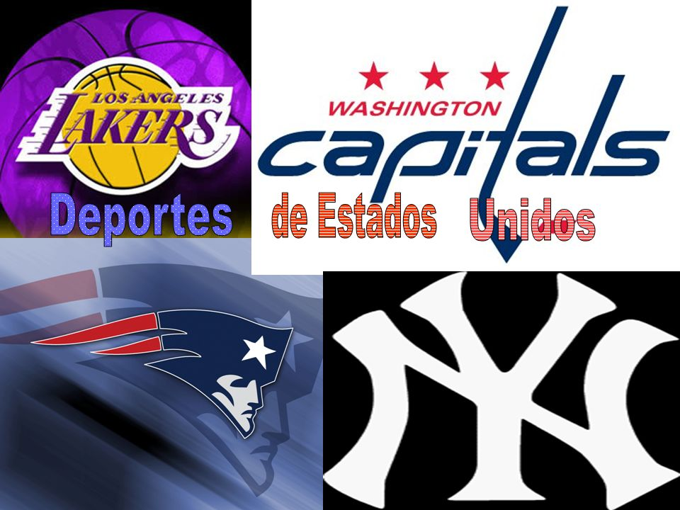 Football americano, basket-ball Tennis, hockey y base-b all