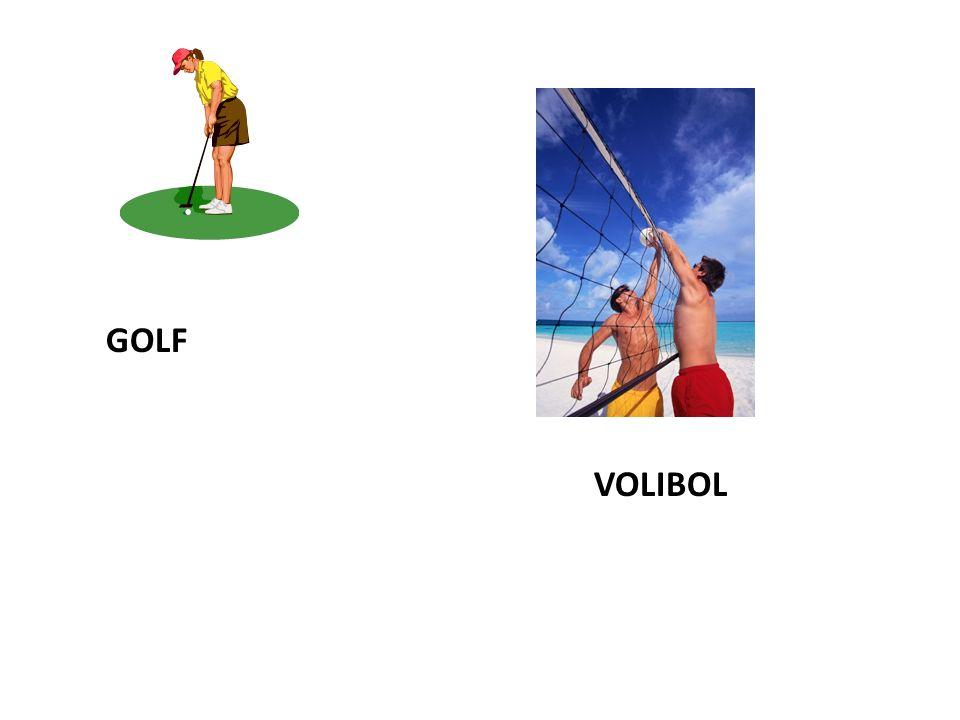 GOLF VOLIBOL