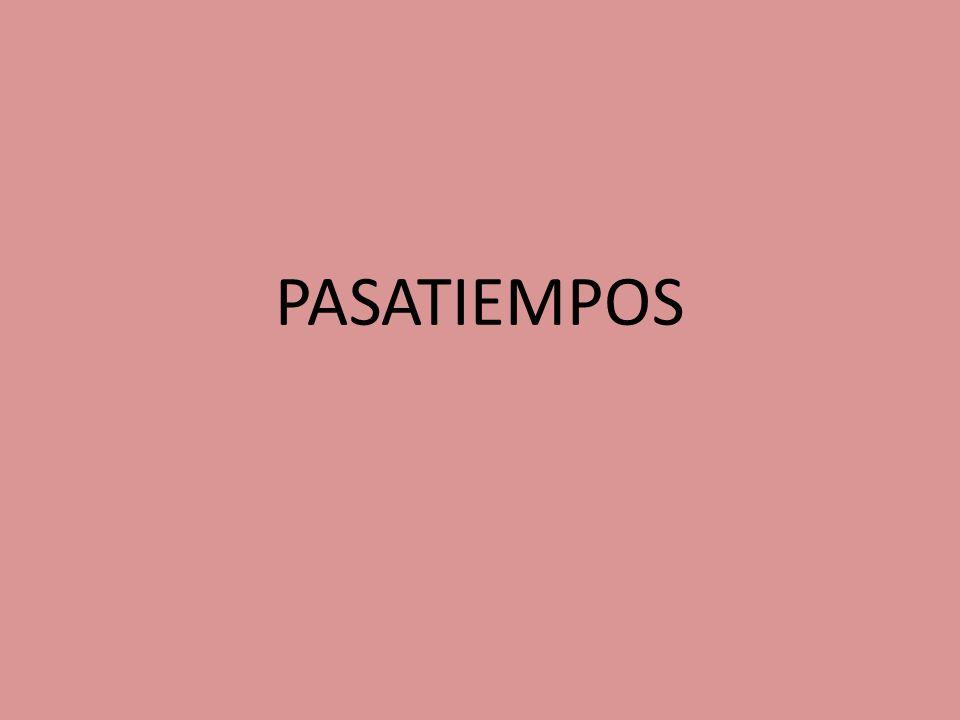 PASATIEMPOS