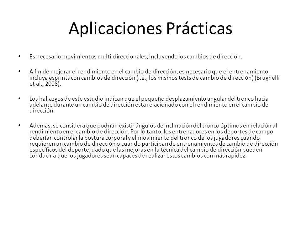 Aplicaciones Prácticas