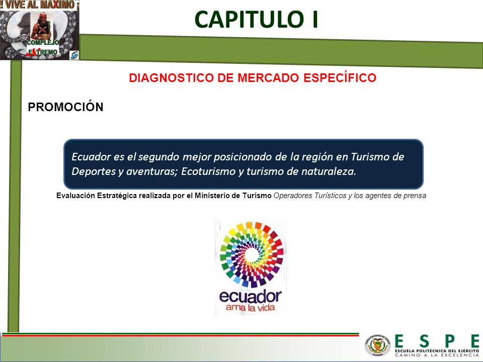 DIAGNOSTICO DE MERCADO ESPECÍFICO