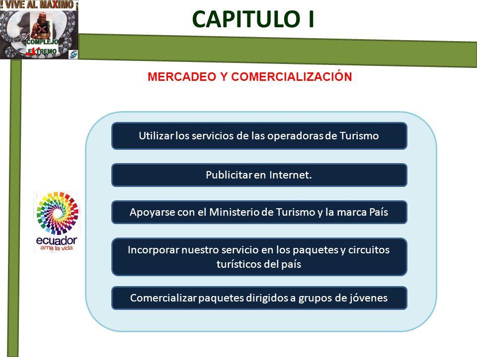 MERCADEO Y COMERCIALIZACIÓN