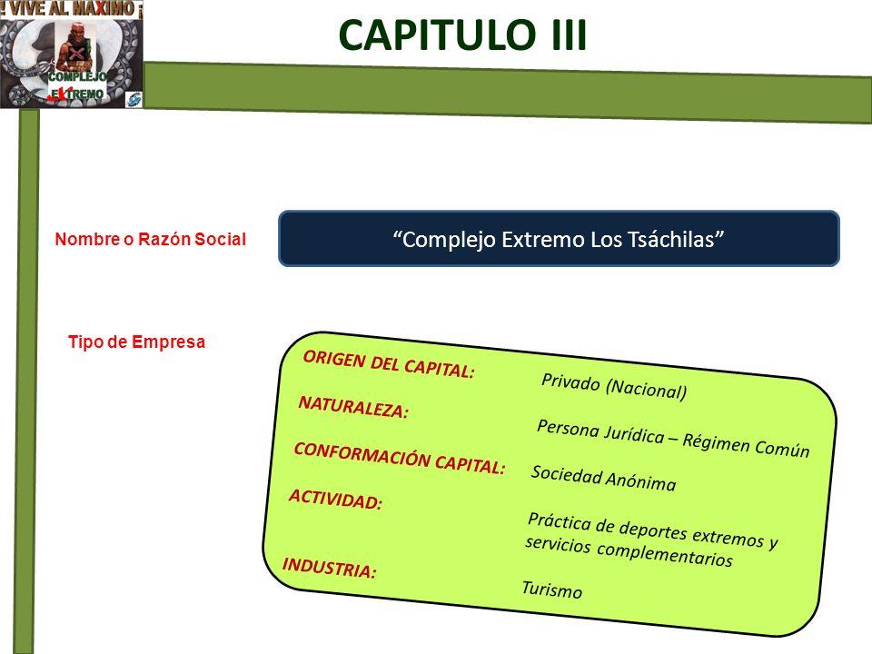 Complejo Extremo Los Tsáchilas