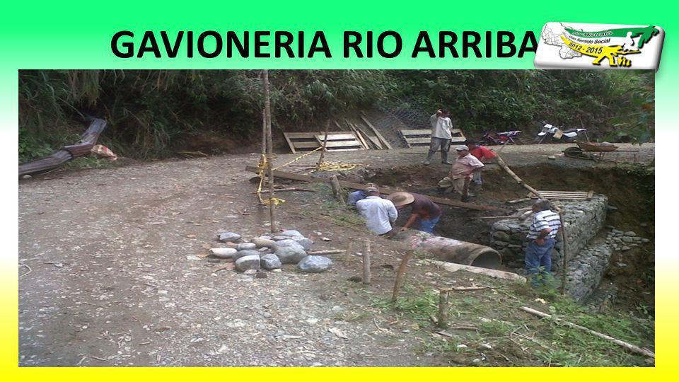 GAVIONERIA RIO ARRIBA