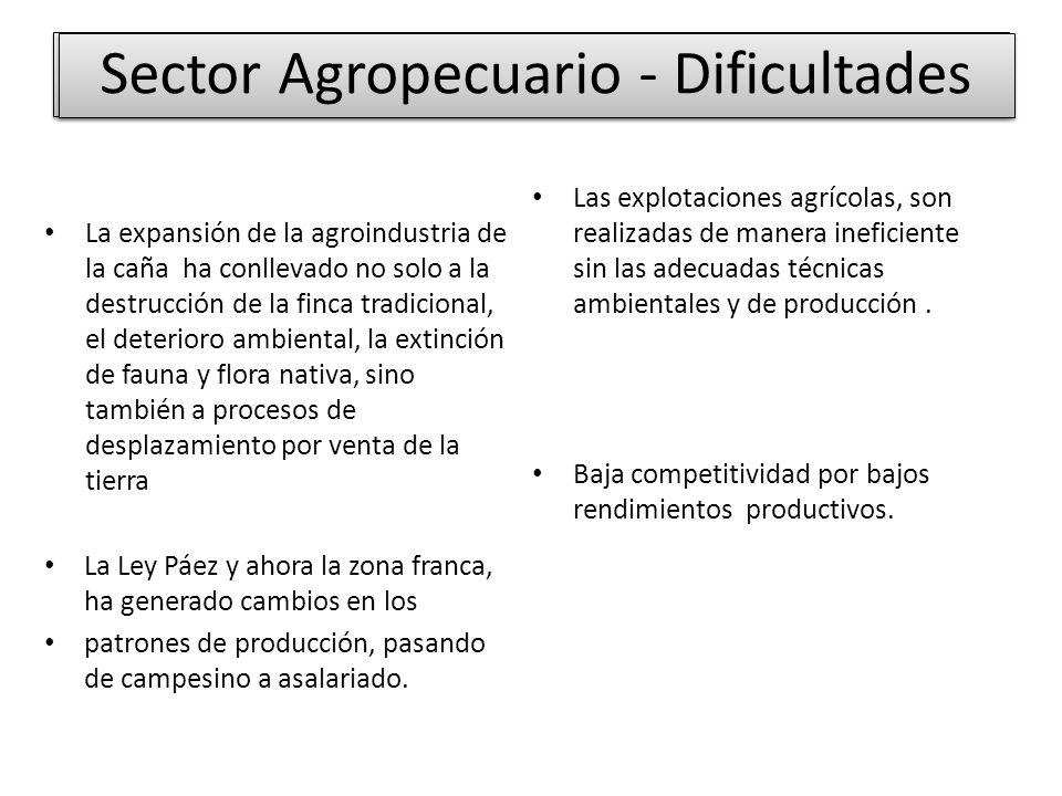 Sector cultura - Dificultades