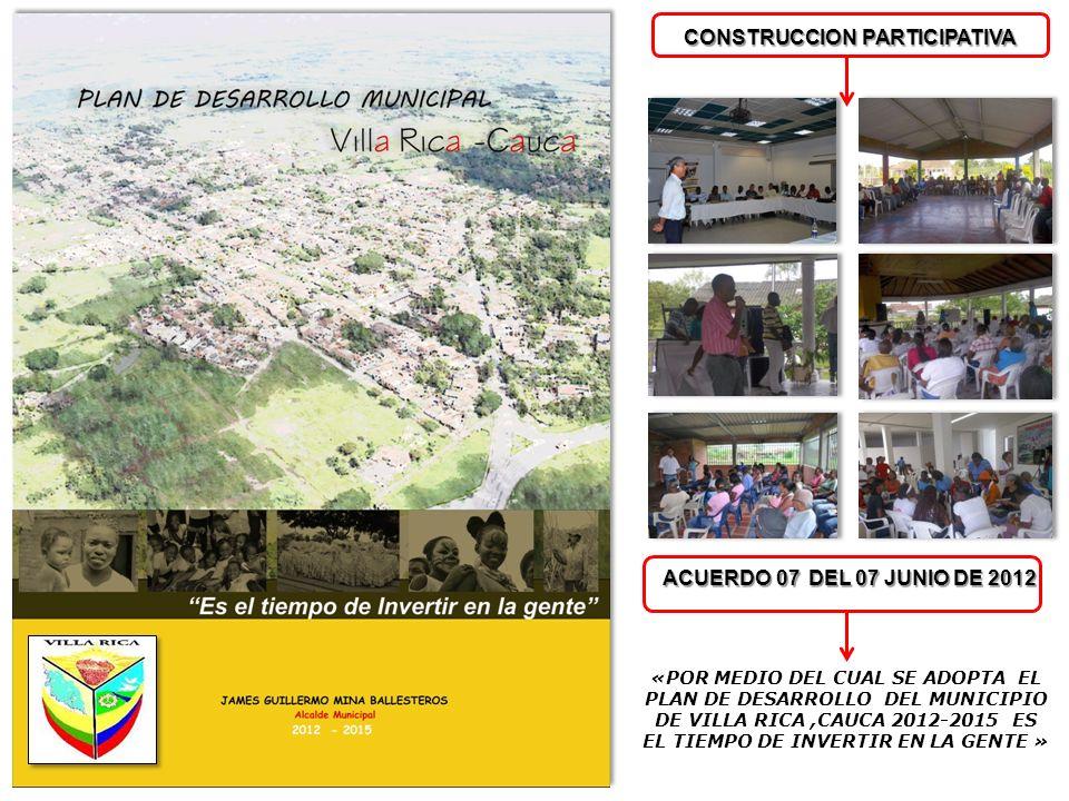 CONSTRUCCION PARTICIPATIVA