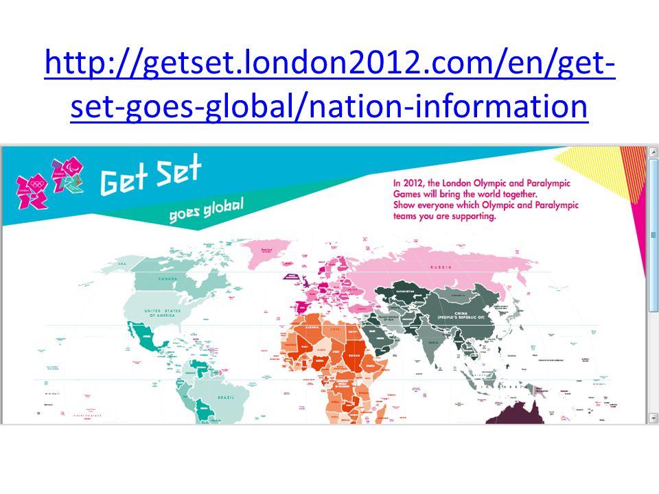 http://getset.london2012.com/en/get-set-goes-global/nation-information