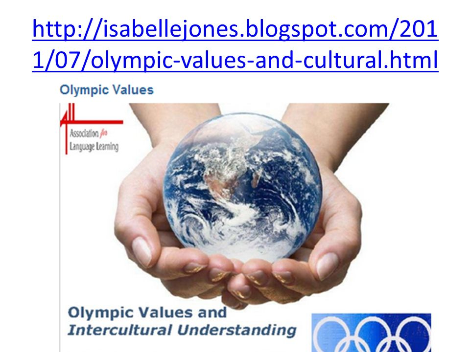 http://isabellejones.blogspot.com/2011/07/olympic-values-and-cultural.html The principle of the task is the same whether it is used at KS3 or KS4.