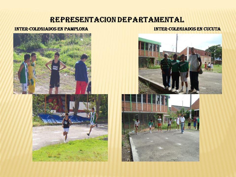 REPRESENTACION DEPARTAMENTAL