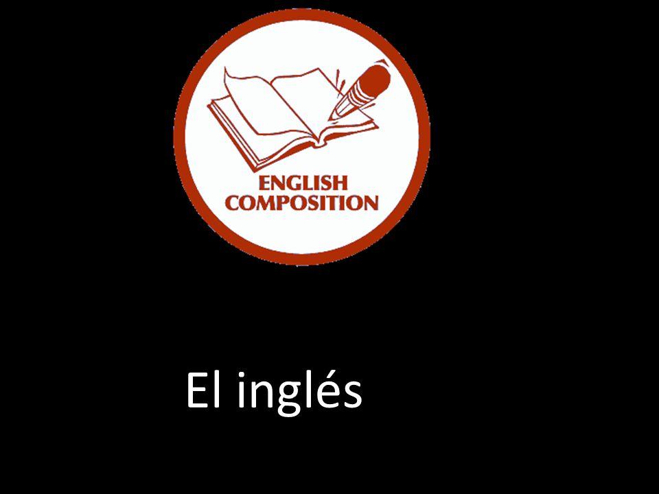 El inglés
