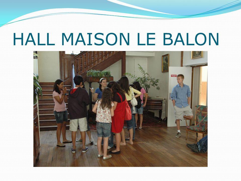 HALL MAISON LE BALON