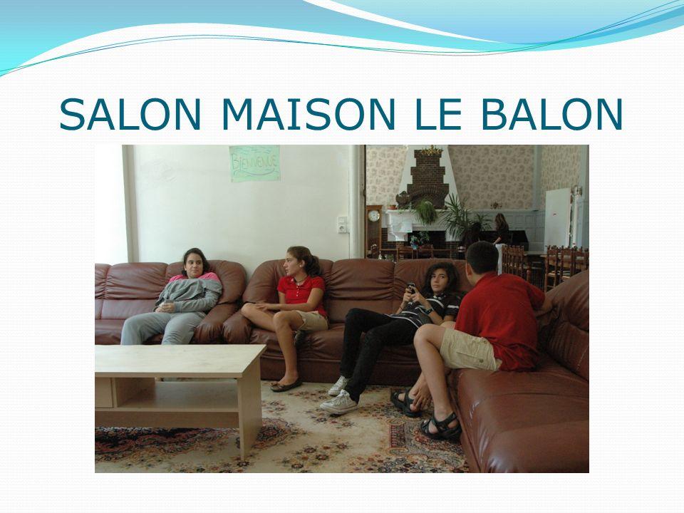 SALON MAISON LE BALON